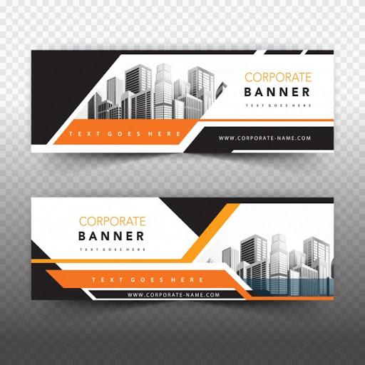 Các mẫu thiết kế banner được sử dụng phổ biến