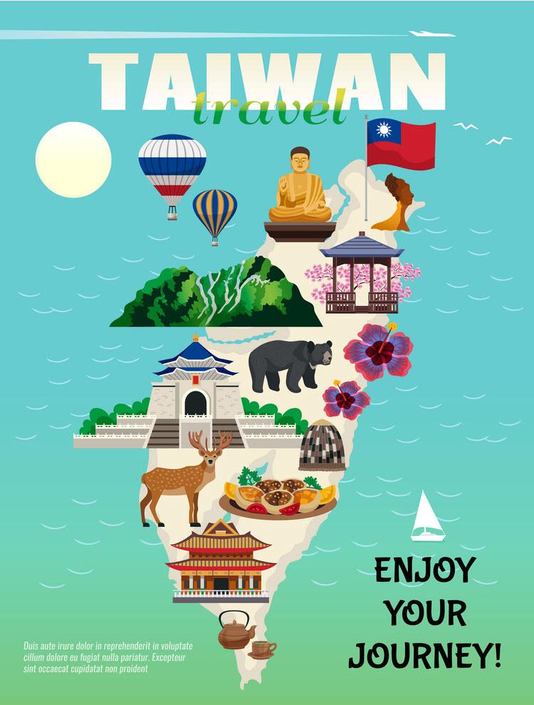 12 mẫu poster tour du lịch đẹp nổi tiếng trên thế giới